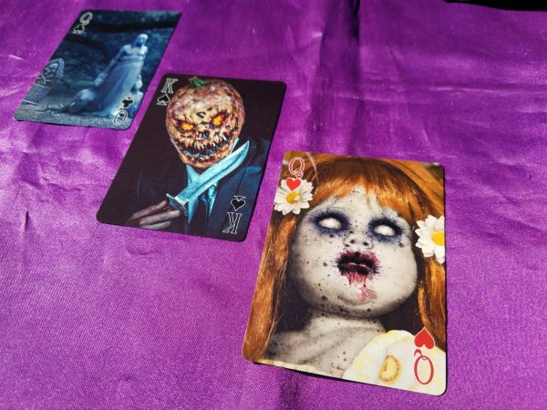 The Creeps Playing Cards deck
