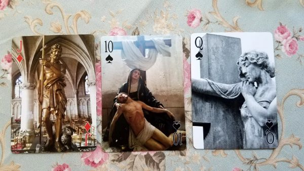 Celestial Playing Cards deck