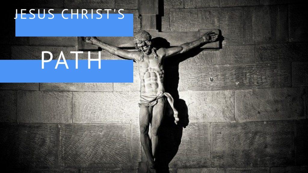 Following Jesus's path